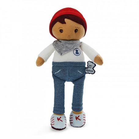Eliott K - Ma 1ère poupée en tissu 25 cm