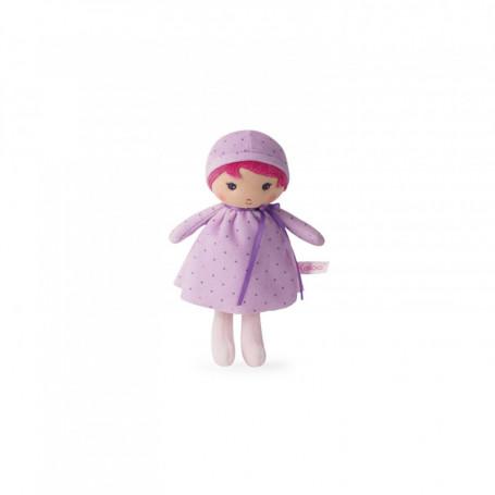 Lise K - Ma 1ère poupée en tissu 18 cm
