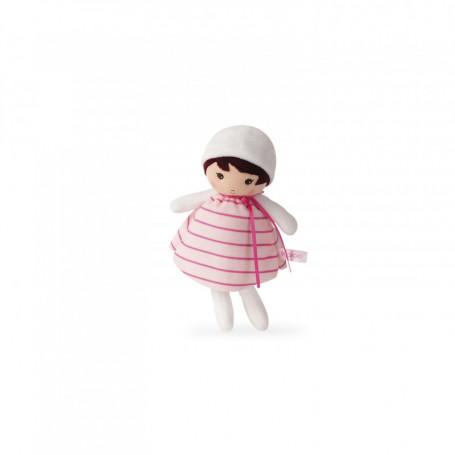 Rose K - Ma 1ère poupée en tissu 18 cm