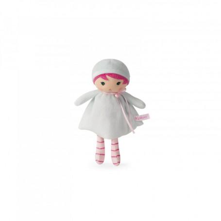 Azure K - Ma 1ère poupée en tissu 18 cm