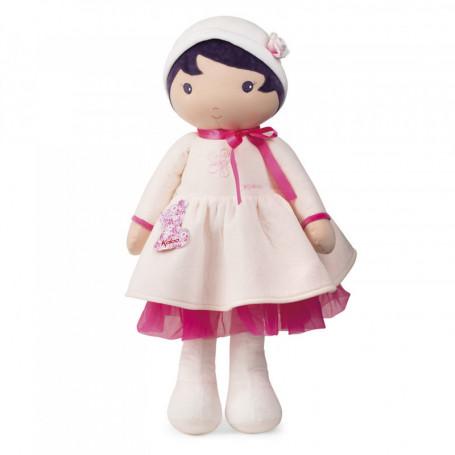 Perle K - Ma 1ère poupée en tissu 80 cm