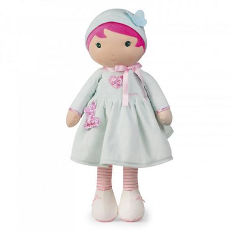 Azure K - Ma 1ère poupée en tissu 80 cm