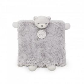 Hand Puppet Doudou Bear 20 cm Grey
