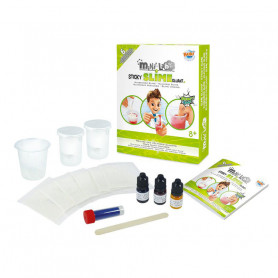Mini Lab Sticky Slime - Make slimy mixtures - Science