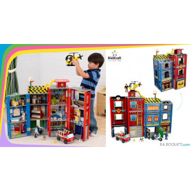 Caserne Pompiers/ poste de Police