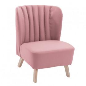 Fauteuil rose - Les jolis pas beaux