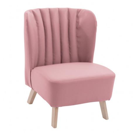 Pink Armchair - Les jolis pas beaux