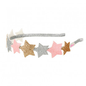 Ear muffs Livia, Stars - Accessory for girls