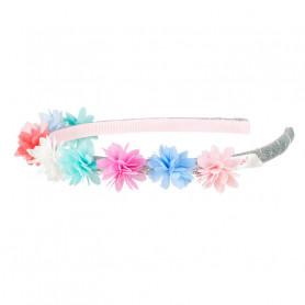 Serre-tête Jenine, fleurs - Accessoire pour les filles