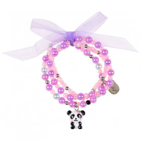 Bracelet Vera, panda - Accessory for girls