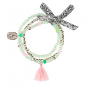 Bracelet Kimmy, vert - Accessoire pour les filles