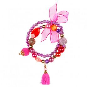 Bracelet Lexi, violet - Accessoire pour les filles