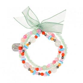 Bracelet Trixy, vert - Accessoire pour les filles