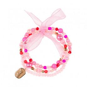 Bracelet Trixy, rose - Accessoire pour les filles