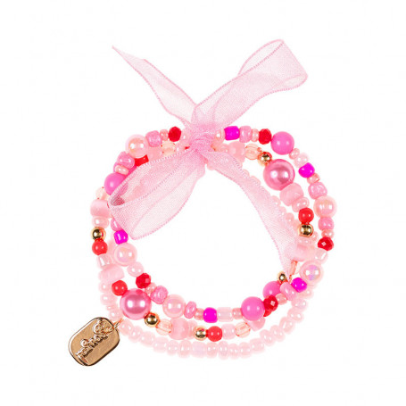 Bracelet Trixy, pink - Accessory for girls
