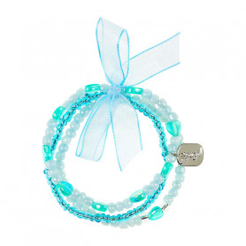 Bracelet Lies, blue - Accessory for girls