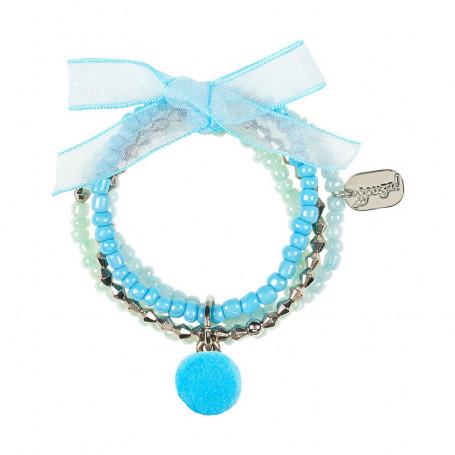 Bracelet Jolita, blue  - Accessory for girls