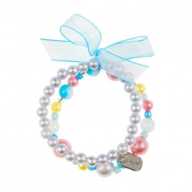 Bracelet Karlien, blue - Accessory for girls
