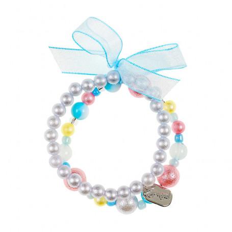 Bracelet Karlien, blue - Accessory for girls