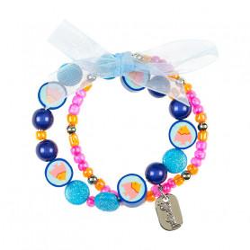 Bracelet Malene, poissons - Accessoire pour les filles