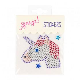 Stickers licorne - Accessoire pour les filles