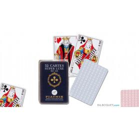 Jeu de 32 cartes Super Luxe