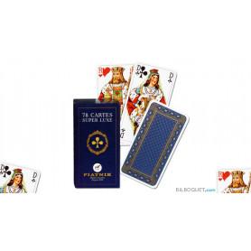 Jeu de 78 cartes de Tarot Super Luxe
