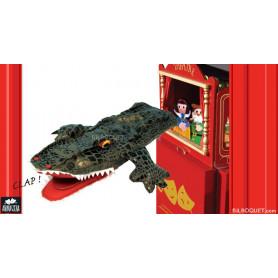 Marionnette Crocodile Clap