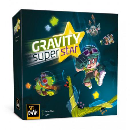 Gravity Superstar - Jouez avec la gravité !