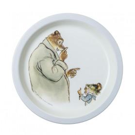Assiette bébé - Ernest & Célestine