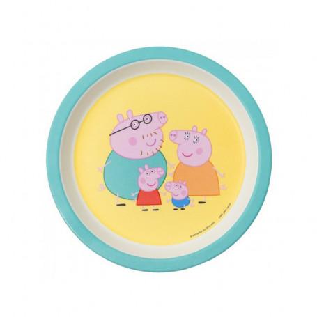 Baby plate - Peppa Pig