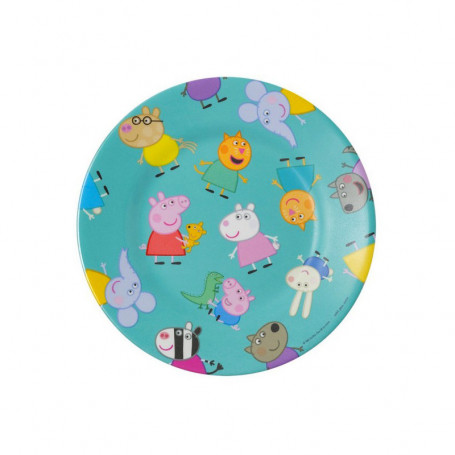Dessert plate - Peppa Pig