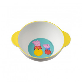Bowl with handles - Peppa Pig