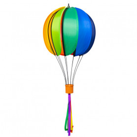 CIM Satorn Ballon Rainbow Globe