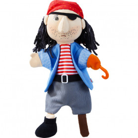 Glove puppet Pirate