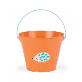 Bucket - Happy garden
