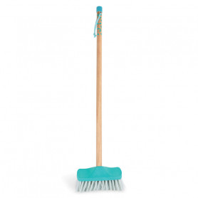Large Brush Broom - Happy garden