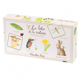 Nature lotto game - Le jardin du Moulin