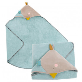 Olga Hooded towel - Le voyage d'Olga