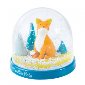 Snow globe - Le voyage d'Olga