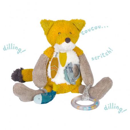Chaussette activity toy - Le voyage d'Olga