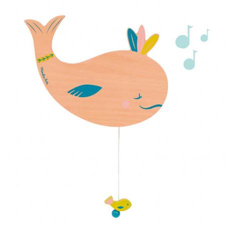 Boîte à musique murale - Le voyage d'Olga