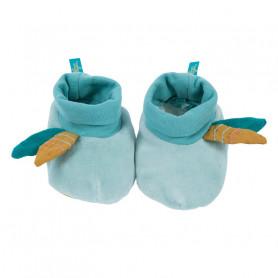 Chaussons Joséphine pour bébé 0-6 mois - Le voyage d'Olga