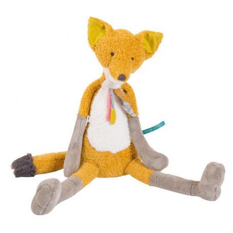 Large Fox Chaussette 56cm - Le voyage d'Olga