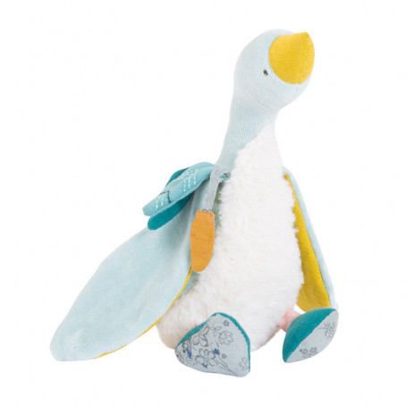 Little Blue Goose Plumette 23cm - Le voyage d'Olga