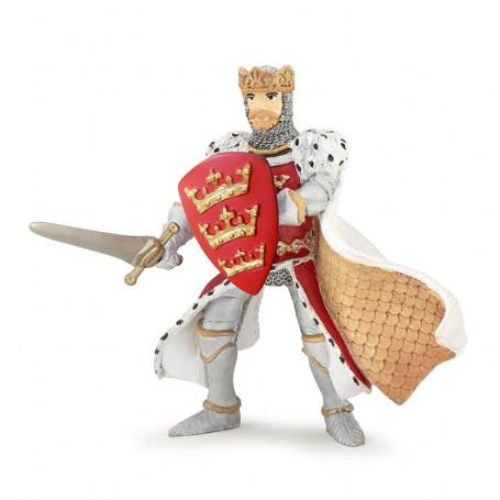 Roi Arthur - Figurine Papo