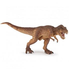 Dino Running T-rex - Papo figurine