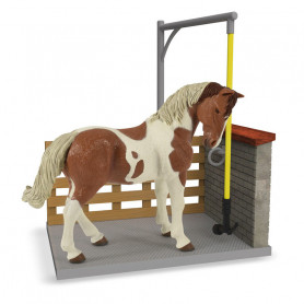 Horse washing box - Papo Figurine