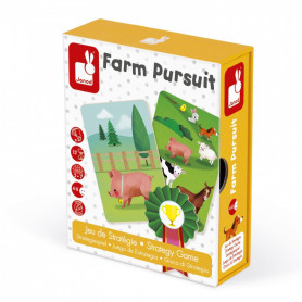 Farm Pursuit - Strategy Game