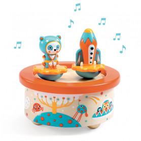 Boîte à musique magnétiques Space Melody